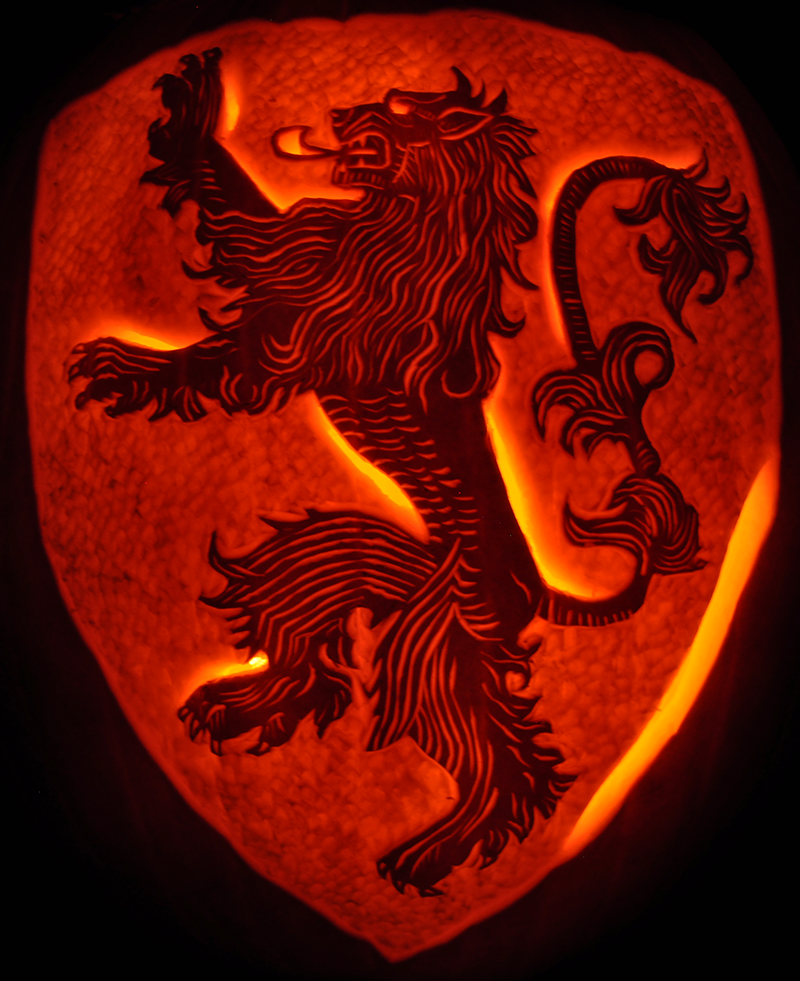 Game of Thrones Lannister Sigil