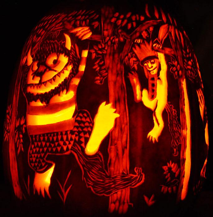 fantasy pumpkins noel 39 s pumpkin carving archive pinterest page 2009. Black Bedroom Furniture Sets. Home Design Ideas